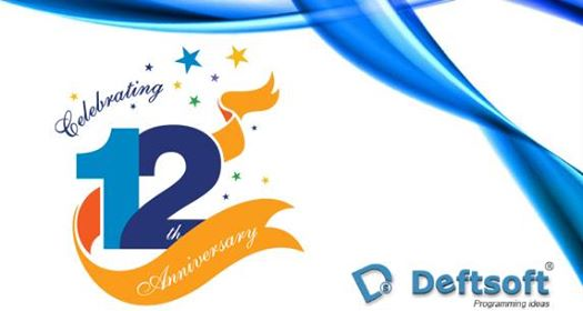 12th Anniversary Deftsoft