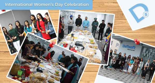 International Women's Day Celebration - Deftsoft