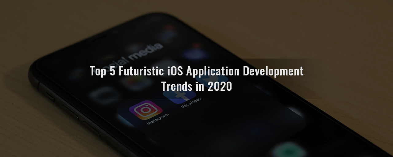 of iOS app development